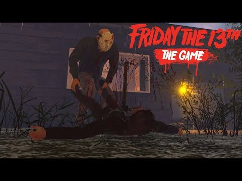 FRIDAY THE 13th THE GAME | JASON PART 4 NEW KILLS