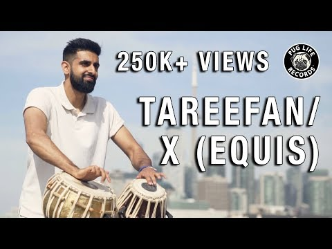 """Tareefan/X (EQUIS)"" Tabla Mashup By Shobhit Banwait"
