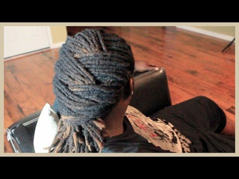 How-To Do The EASIEST Dreadlocks Style | Jumbo Braid