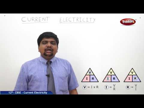 Current Electricity | Class 12 Physics | NCERT | CBSE Syllabus | Live Videos