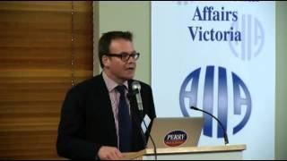 The US Presidential Election: A Glimpse into the Crystal Ball, Mr John Barron, ABC TV Planet America
