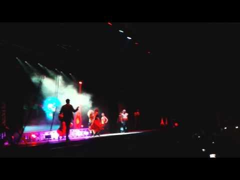Vampitour - Chica Vampiro / Napoli 21.12.14