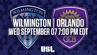 Wilmington Hammerheads vs Orlando City II full match