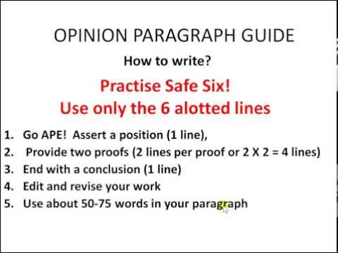 ontario literacy test practice essay Free practice links for the reading and writing the best source of essay practice comes from the official source how to take the test and have it.