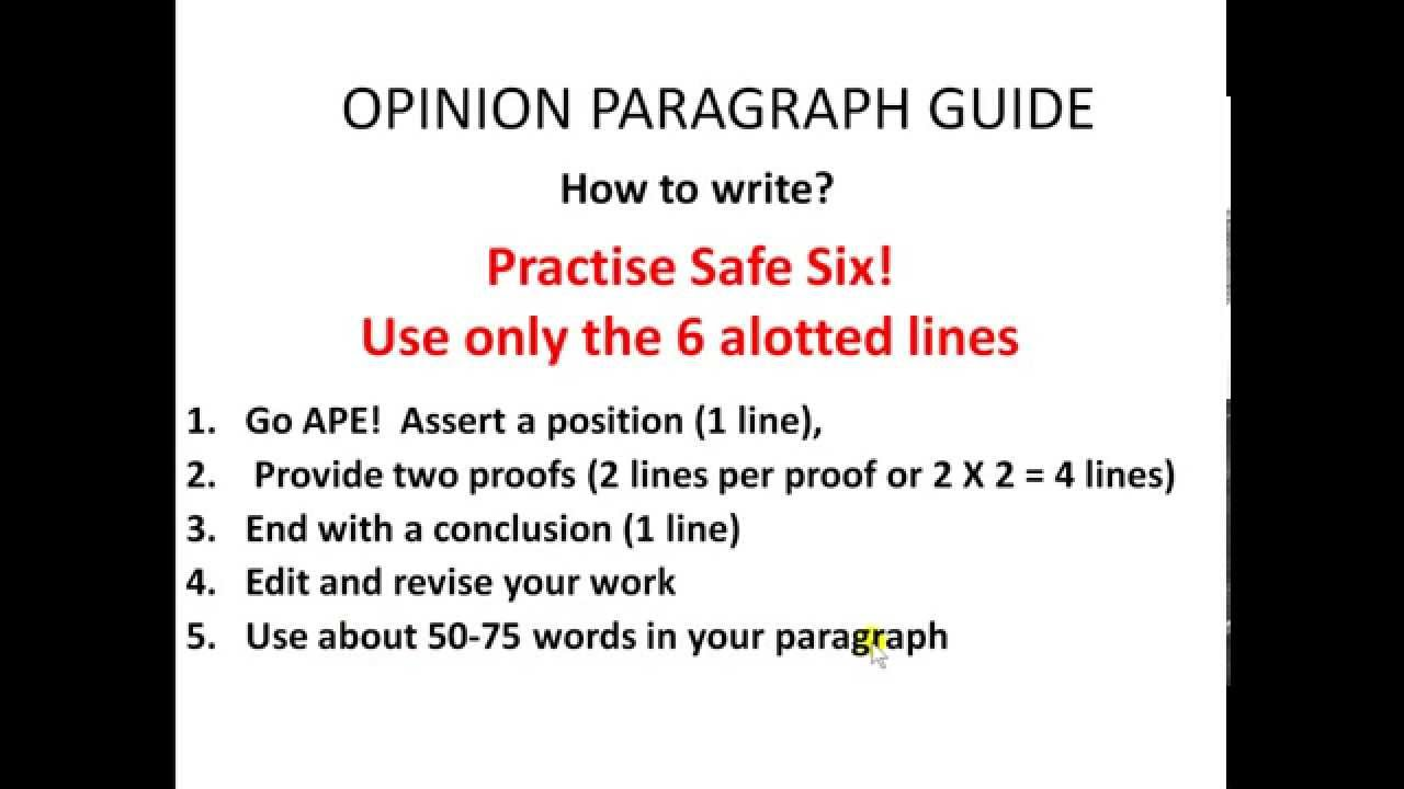 Ten tips to write an opinion piece people read