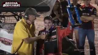 Casey Buckman Coneqtec Car 91 ASCS win