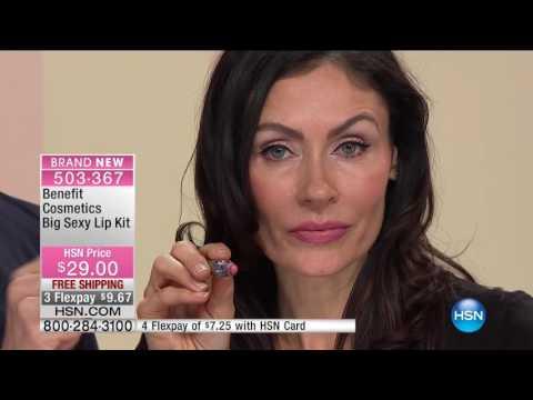 HSN | Benefit Cosmetics 09.09.2016 - 02 AM