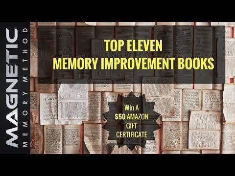 Top 11 Memory Improvement Books Ultimate Guide
