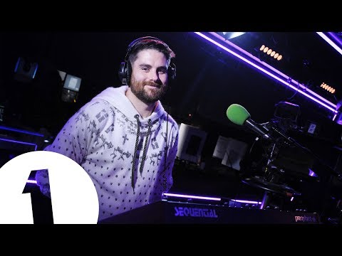 Rudimental - One Kiss (Calvin Harris, Dua Lipa cover) in the Live Lounge
