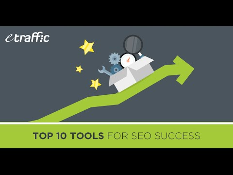 Top 10 Tools for SEO Success