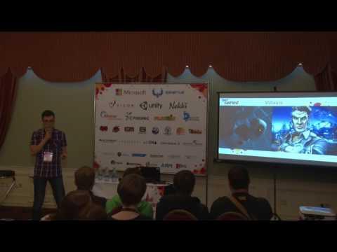 Игорь Несмелов (Saber Interactive)  - Юмор в играх: серьезно о несерьезном