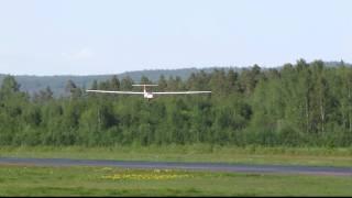 Pilatus B4 Flyby