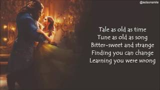 Video Ariana Grande & John Legend - Beauty and the Beast (lyrics) download MP3, 3GP, MP4, WEBM, AVI, FLV September 2017