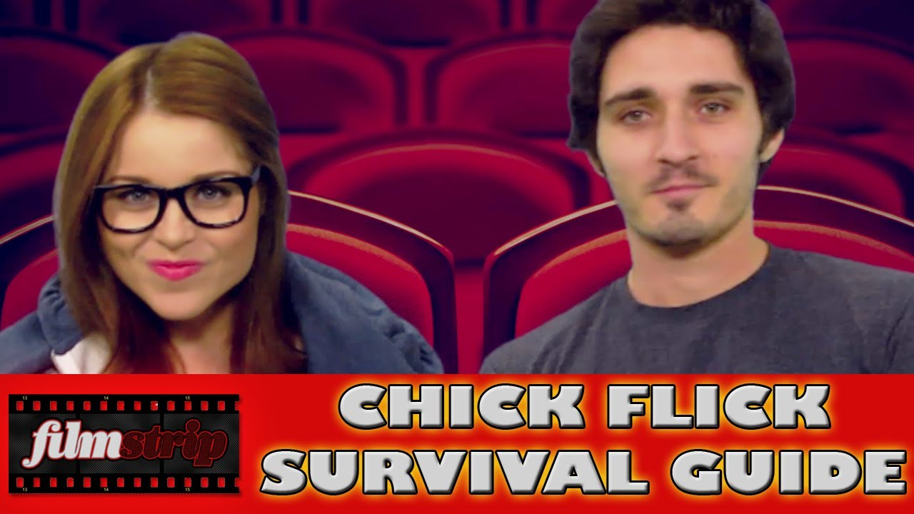 5 Steps To Survive A Chick Flick: FilmStrip