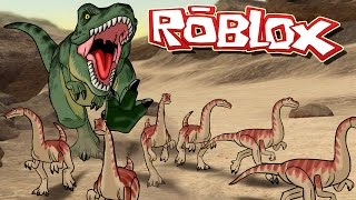 Roblox Movie | JURASSIC PARK: How to Win! (Roblox Dinosaur Adventures)