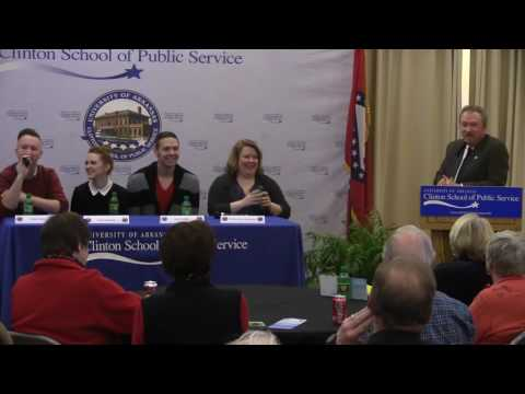 """The Arkansas Repertory Theatre: """"Little Mermaid: a panel discussion"""""""