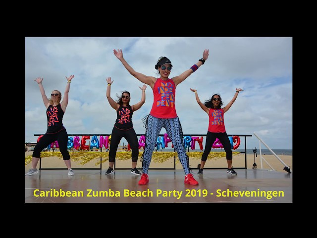 Zumba Fitness - Samba Punta - By LTj - Dance with Yadi Zumba