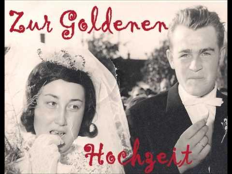 Zur goldenen Hochzeit von Mutti und Vati