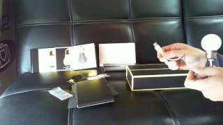 U2 iNNOCENCE + eXPERIENCE Super Deluxe DVD Box Set - Unboxing opening i and e