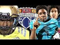 🎬🌴7th Grade | Metro Maryland v GMSAA (GA) | FBU National Championships (Semi-Final)