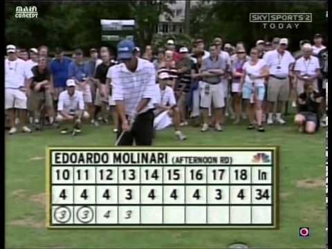 EDOARDO MOLINARI US AMATEUR CHAMPION 2005