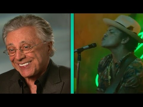 Frankie Valli Says Bruno Mars Could Be The Next Michael Jackson