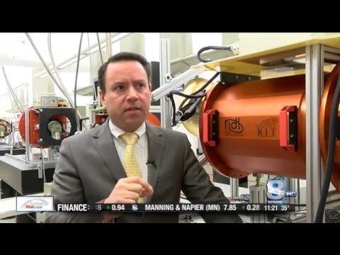 RIT on TV: Photonics to play role in Starshot program