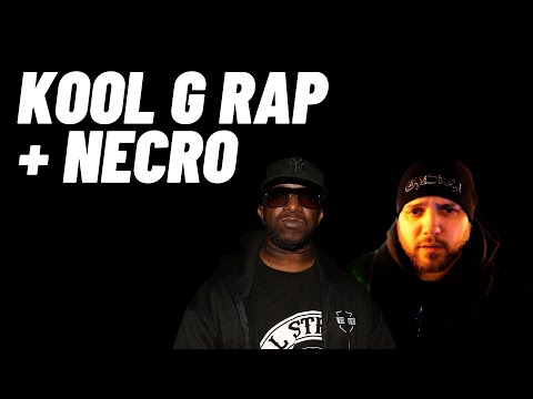 Necro & Kool G Rap on The Godfathers album, Once Upon A Crime | Interview | TheBeeShine