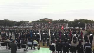 平成22年度 自衛隊観閲式 ~特別儀仗隊栄誉礼~