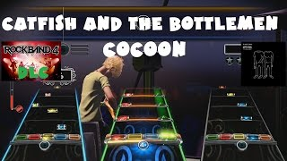 *NEW* Catfish and the Bottlemen - Cocoon - Rock Band 4 DLC Expert Full Band (December 1st, 2015)