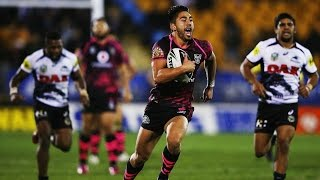 NRL 2015 | Top 20 Fastest Players ᴴᴰ