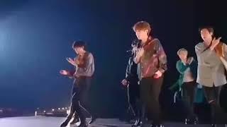 BTS - LET GO  LIVE! @JAPAN CONCERT