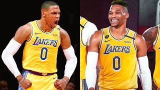 Russell Westbrook - Lakers Next Superstar !