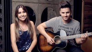 Eu, Você, o Mar e Ela - Luan Santana (Cover por Mariana e Mateus)
