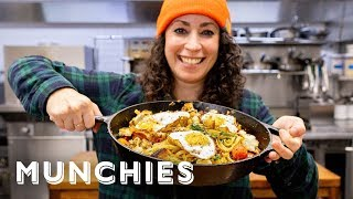 Breakfast Pasta with Farideh - The Cooking Show