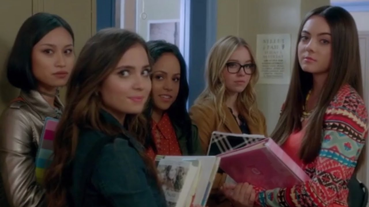 Image result for pretty little liars addison and clair