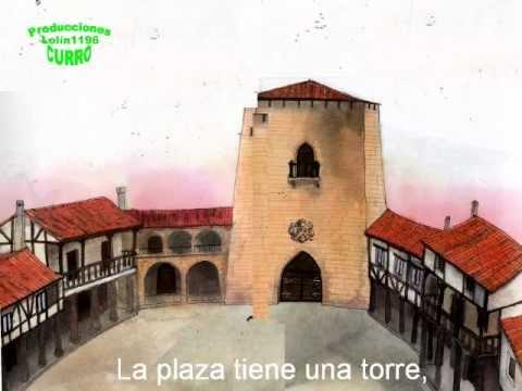 foto de Poesía infantil La plaza tiene una torre YouTube