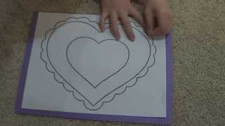 How to Do Pin Art - Fine Motor Skill Development