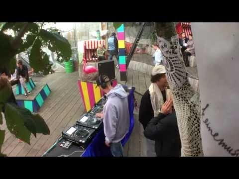 Keinemusik Radio Show 100 live at Else Berlin by &ME, Rampa, Reznik, Adam Port