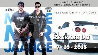 MUNDE MAR JAANGE | RAGVEER BOLI Feat BOHEMIA | HUMBLE MUSIC | Release on 7 October
