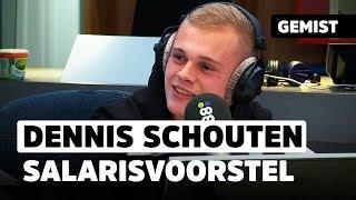 Dennis Schouten: 'Alsof ik niet helemaal 100 punten was!' | 538Gemist