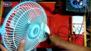 cara servis kipas angin miyako