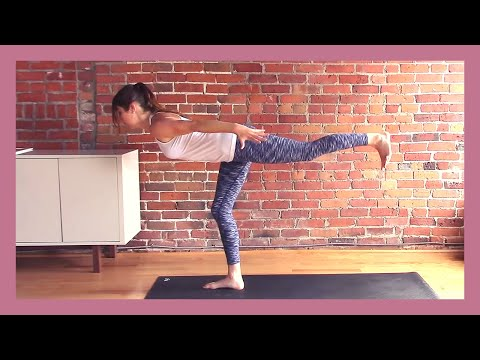 Full Body Flow - Intermediate Vinyasa Flow Yoga Workout {35 min}
