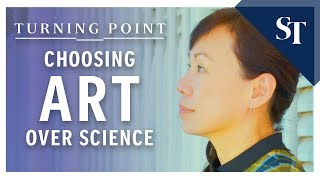 Turning Point: Choosing art over science thumbnail