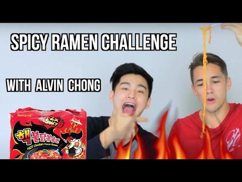 Oh My Bahasa Malaysia Ramen Challenge!   Alvin Chong & Mark O'Dea
