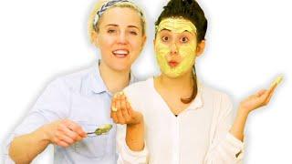 We Make Avocado Facemasks!
