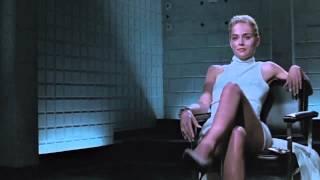 A famosa cruzada de pernas de Sharon Stone