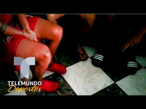 Liberan a siete futbolistas que eran obligados a prostituirse en España | Telemundo Deportes