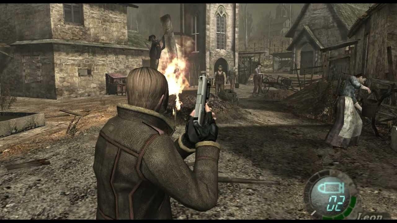 Remembrances of Games Past, Part #40 - Resident Evil 4 (2005) (Capcom) -  YouTube