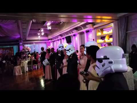 Aldo Ryan Entertainment Kieu & Richard's Personalized Wedding Introductions 6-6-15